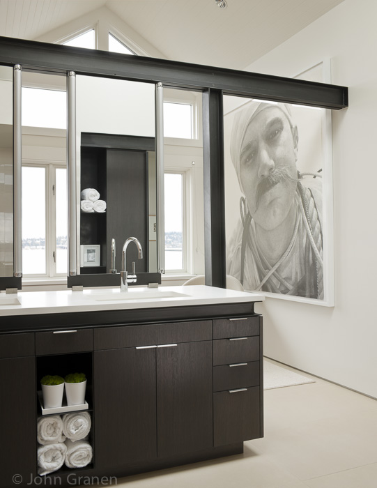 NB Design Group, Seattle, interior photographer, architectural photographer, bath, spa, art, contemporary