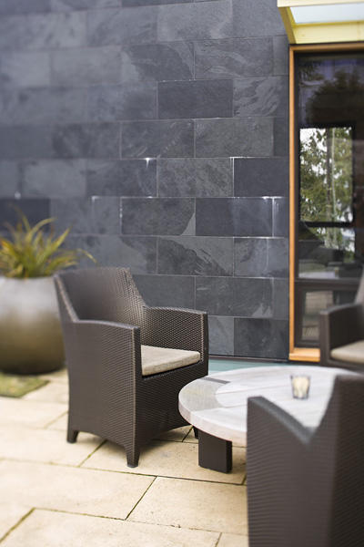 residential, patio, furniture, stone tiles